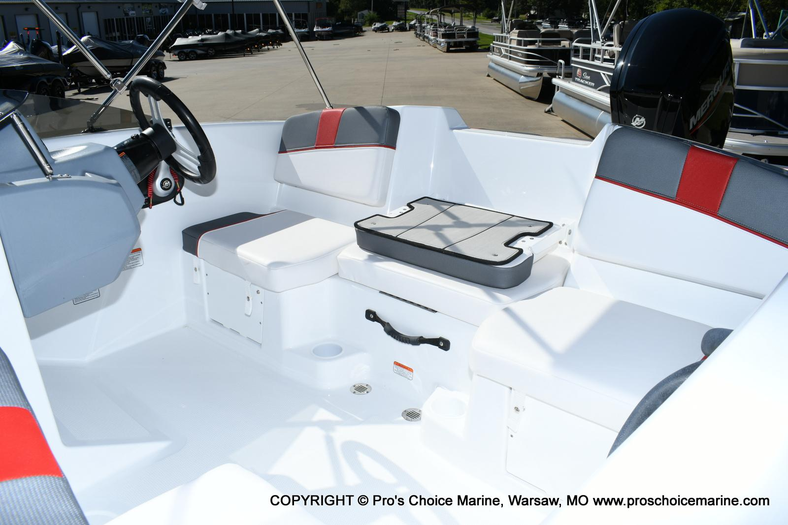 2020 Tahoe boat for sale, model of the boat is T16 & Image # 30 of 50
