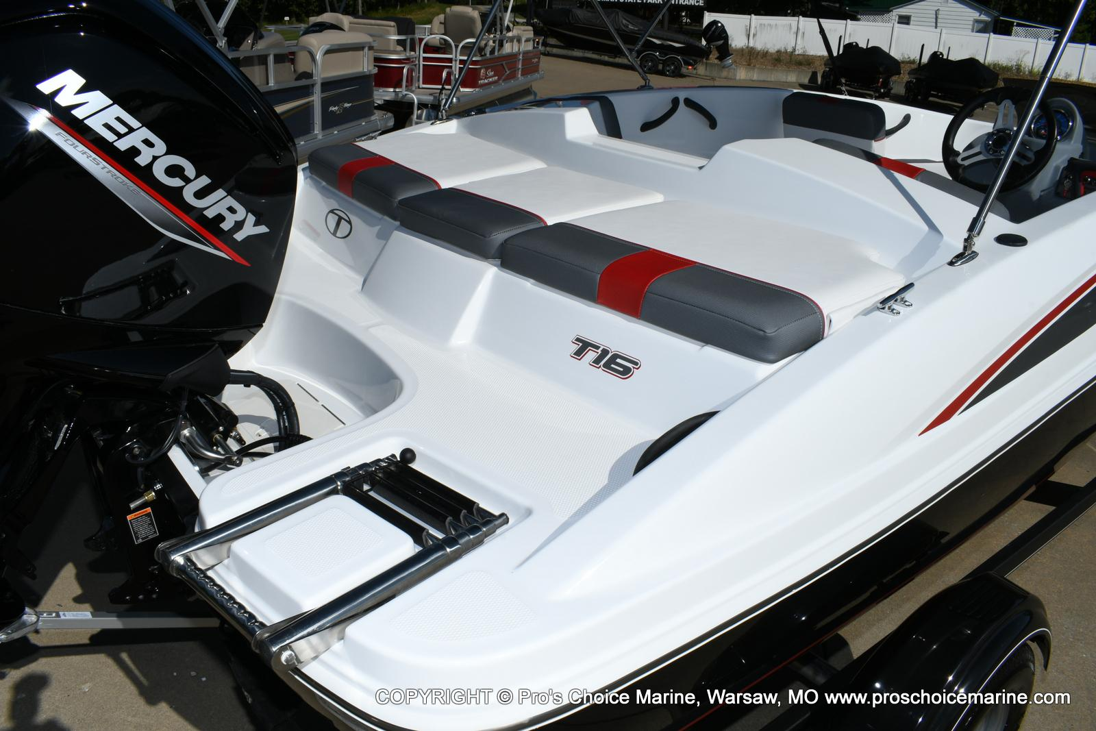 2020 Tahoe boat for sale, model of the boat is T16 & Image # 33 of 50