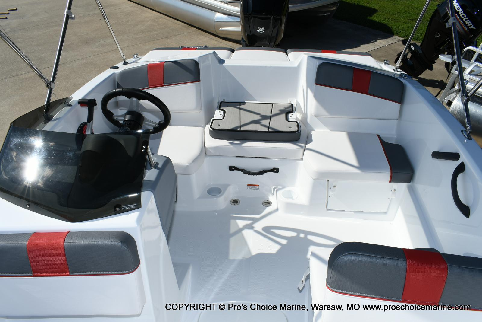 2020 Tahoe boat for sale, model of the boat is T16 & Image # 38 of 50