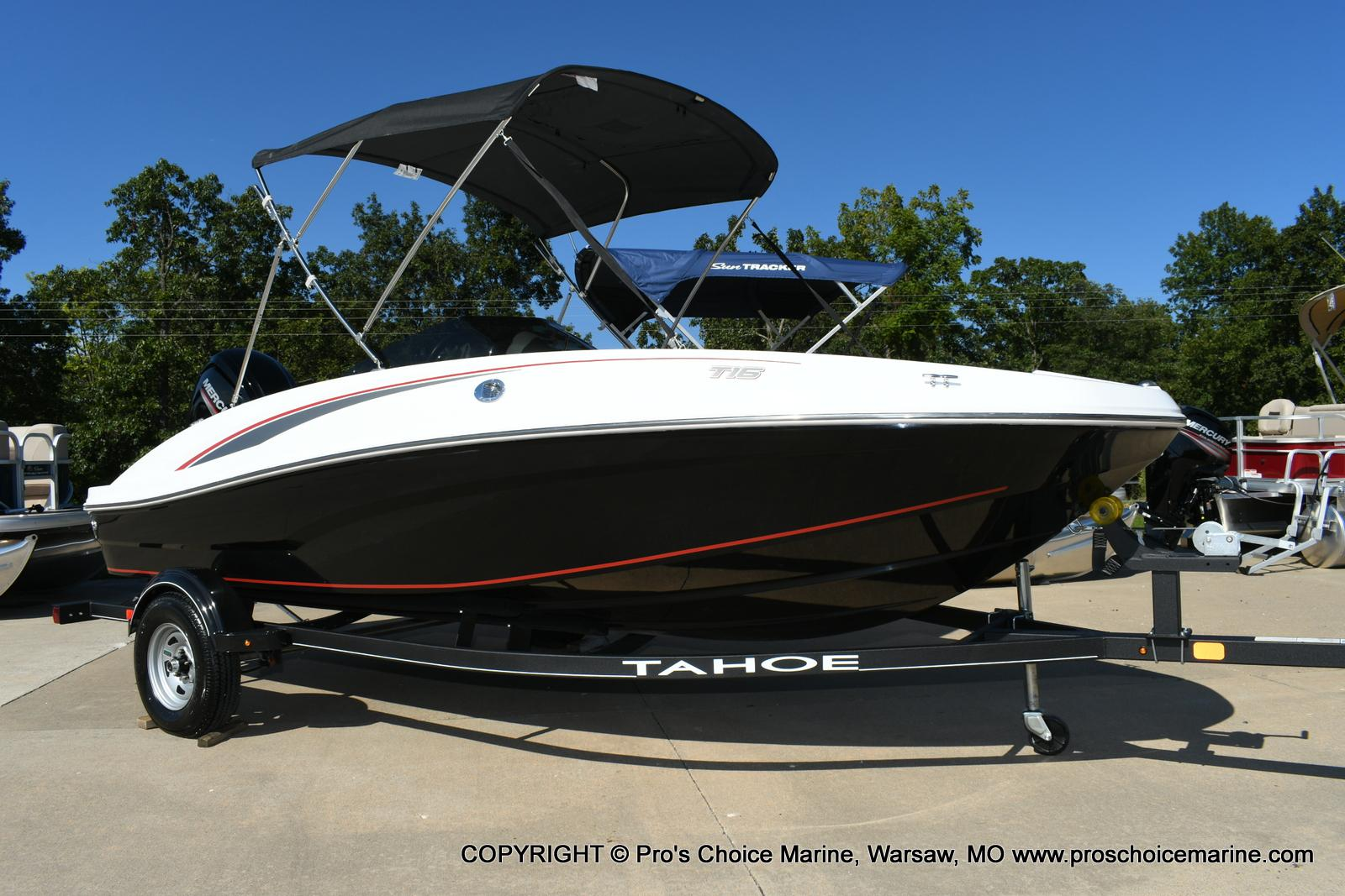 2020 Tahoe boat for sale, model of the boat is T16 & Image # 41 of 50