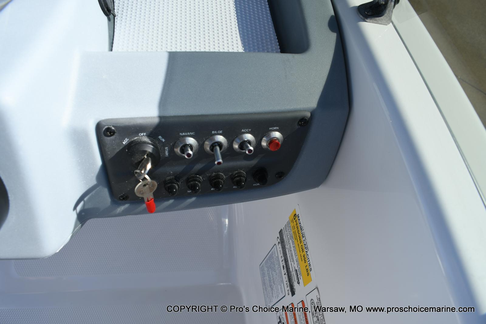 2020 Tahoe boat for sale, model of the boat is T16 & Image # 46 of 50