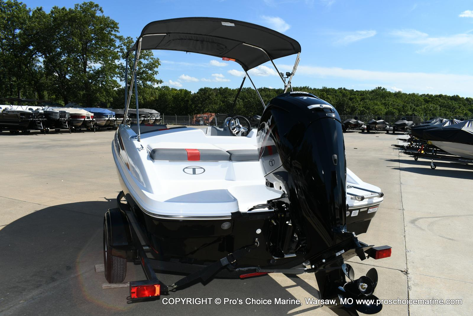 2020 Tahoe boat for sale, model of the boat is T16 & Image # 5 of 50