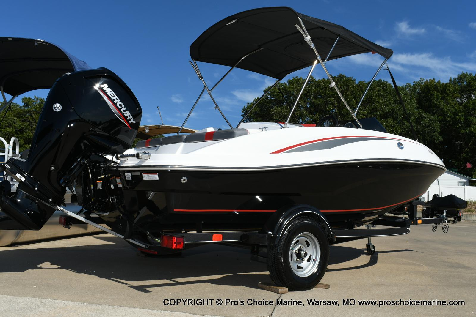 2020 Tahoe boat for sale, model of the boat is T16 & Image # 50 of 50