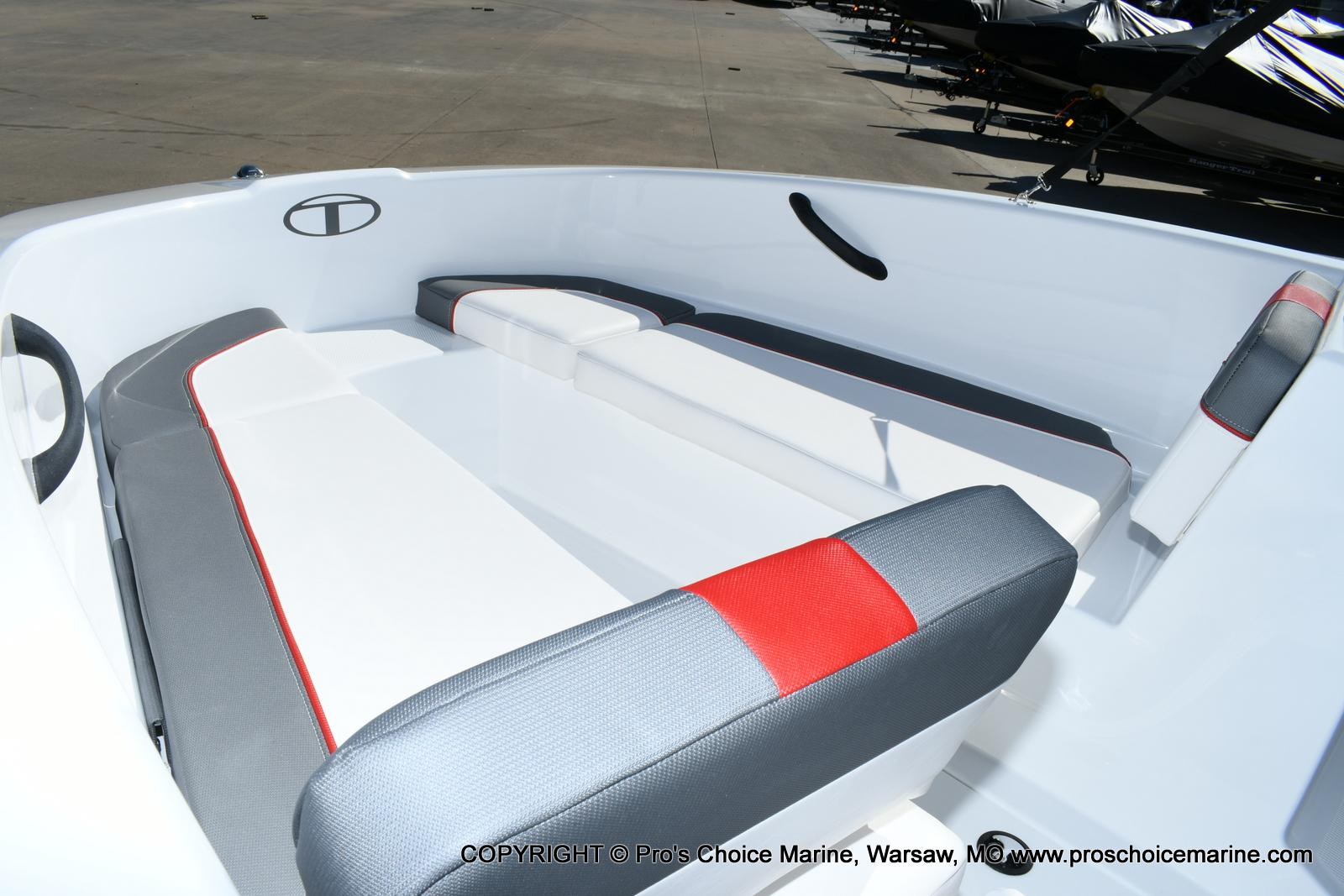 2020 Tahoe boat for sale, model of the boat is T16 & Image # 6 of 50
