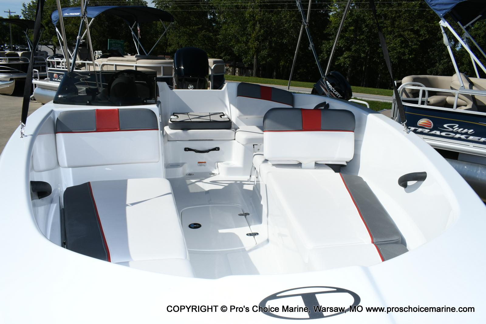 2020 Tahoe boat for sale, model of the boat is T16 & Image # 7 of 50