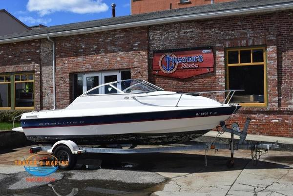 2004 BAYLINER DISCOVERY 192 for sale