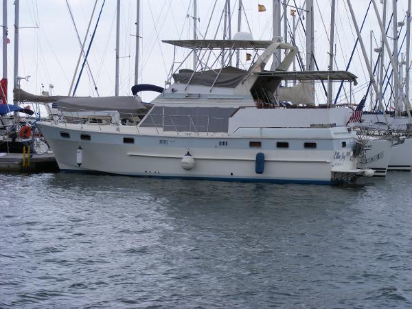 42' NOVA MARINE 1984 Sundeck Trawler