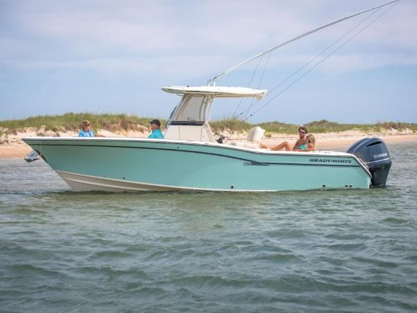 2020 Grady-White boat for sale, model of the boat is Canyon 271 & Image # 1 of 24