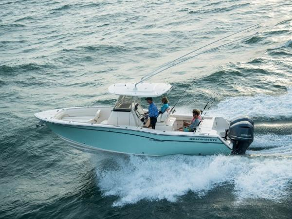 2020 Grady-White boat for sale, model of the boat is Canyon 271 & Image # 2 of 24
