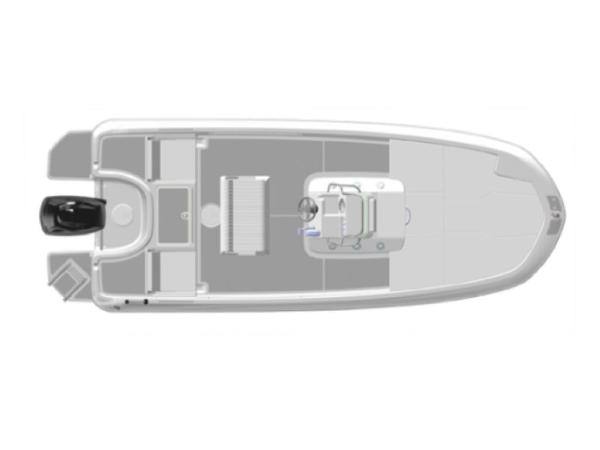 2020 Bayliner boat for sale, model of the boat is Element CC6 & Image # 2 of 19