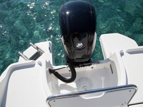 2020 Bayliner boat for sale, model of the boat is Element CC6 & Image # 14 of 19