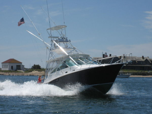 Cabo 35'Cabo Express Express Cruiser. Listing Number: M-3324190
