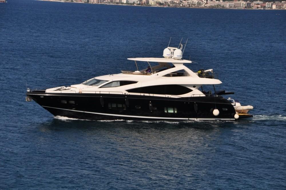 89 ft Sunseeker 88 Yacht
