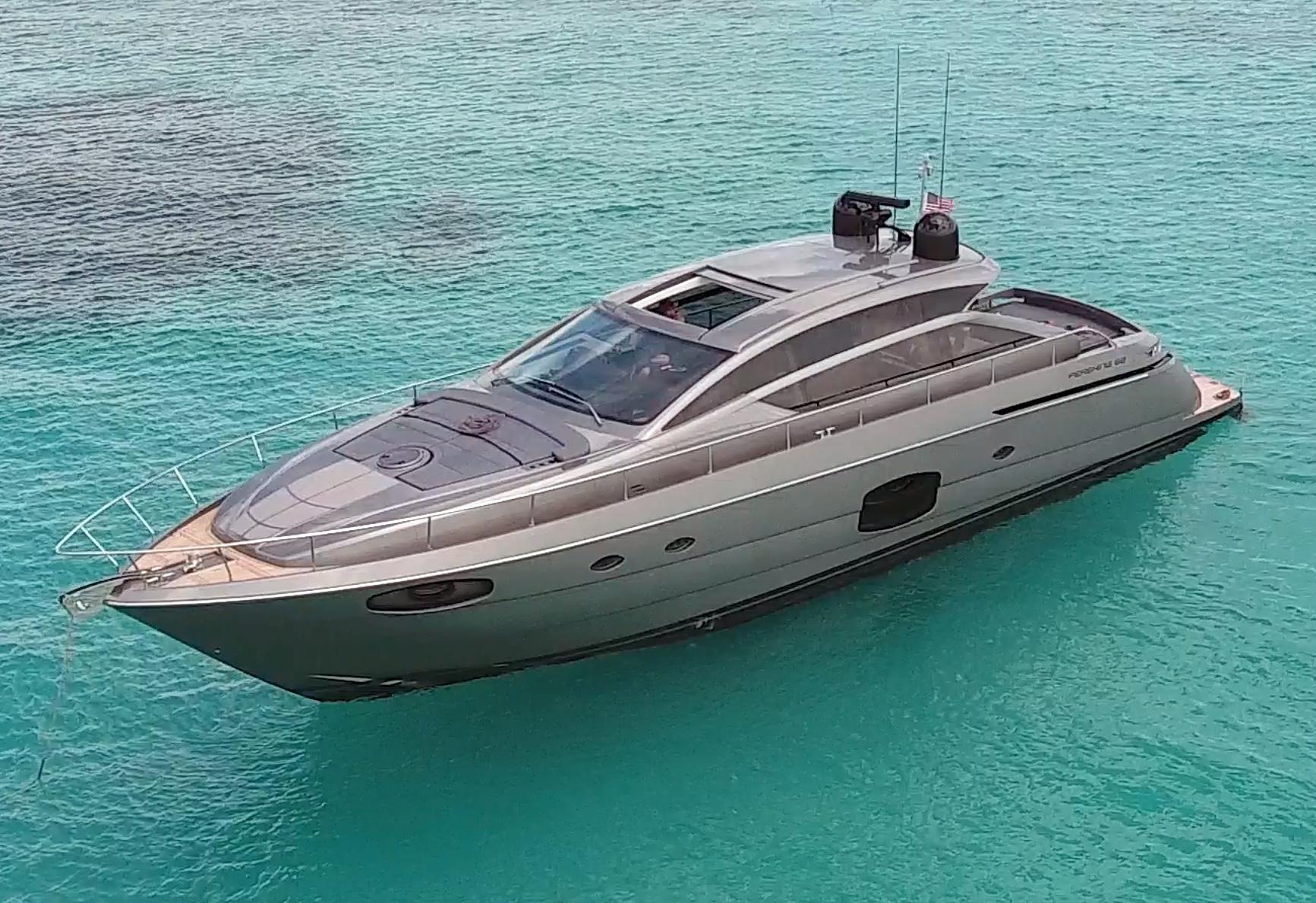 62 ft Pershing 62′