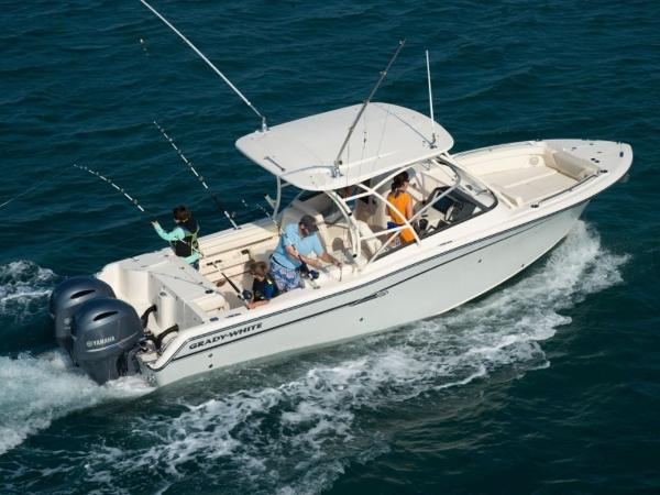 2020 Grady-White boat for sale, model of the boat is Freedom 275 & Image # 5 of 23