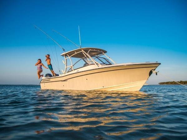 2020 Grady-White boat for sale, model of the boat is Freedom 275 & Image # 8 of 23