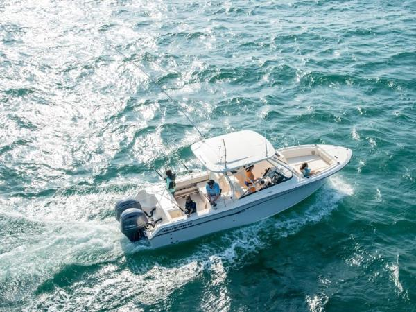 2020 Grady-White boat for sale, model of the boat is Freedom 275 & Image # 18 of 23