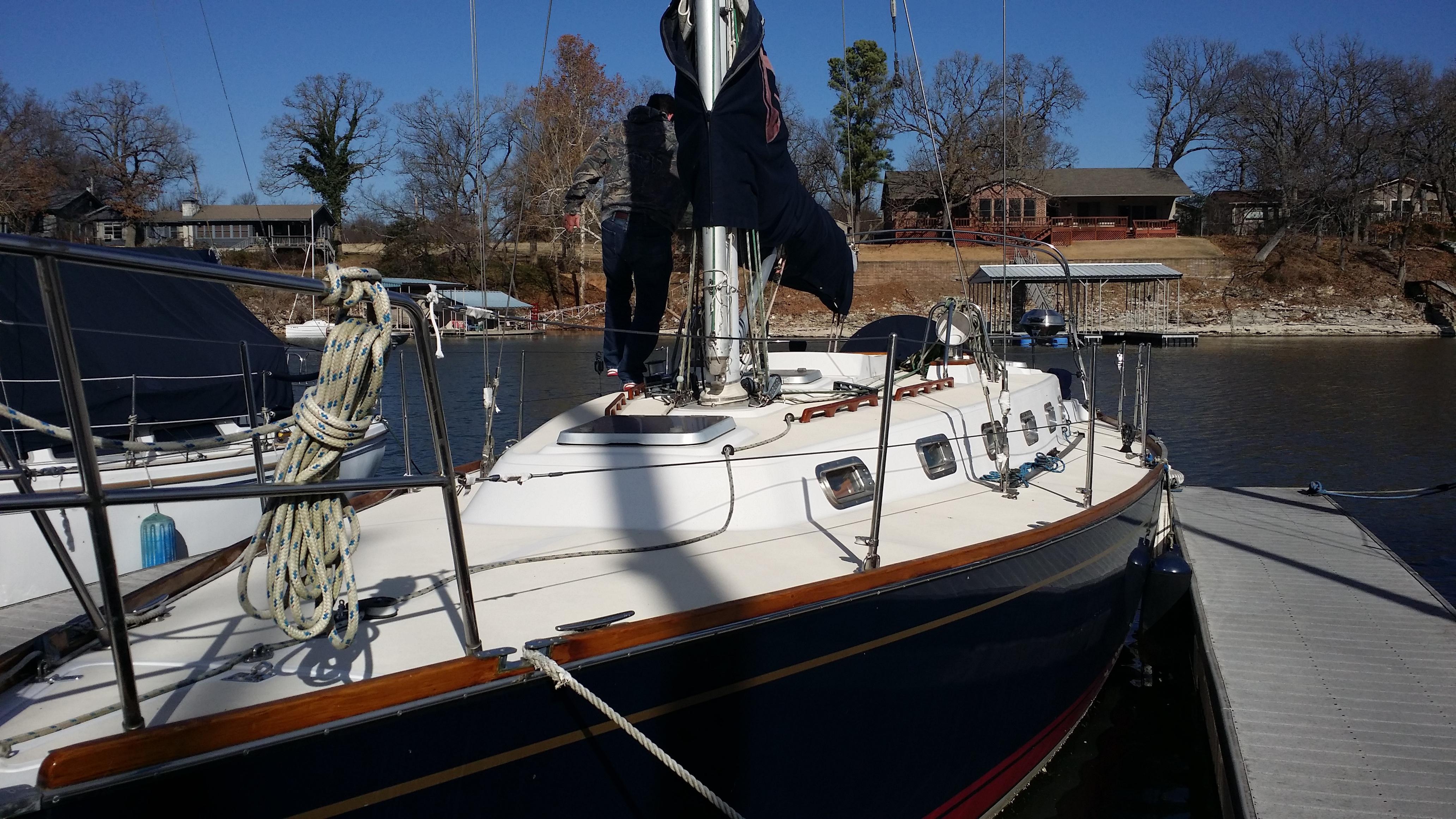 41 Tartan Diva 1996 Langley | Denison Yacht Sales
