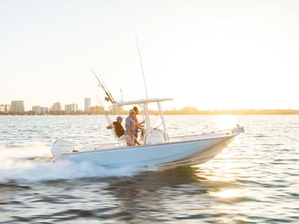 2020 Boston Whaler boat for sale, model of the boat is 210 Monauk & Image # 2 of 54