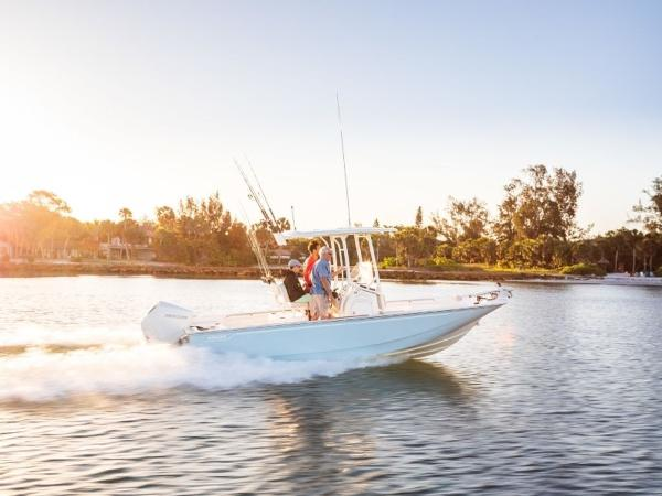 2020 Boston Whaler boat for sale, model of the boat is 210 Monauk & Image # 3 of 54