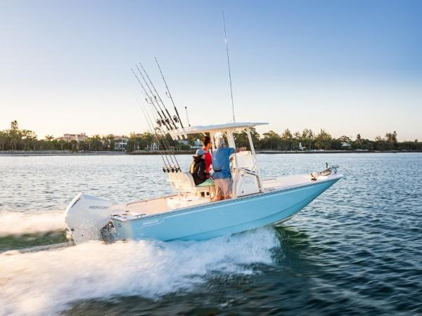 2020 Boston Whaler boat for sale, model of the boat is 210 Monauk & Image # 4 of 54