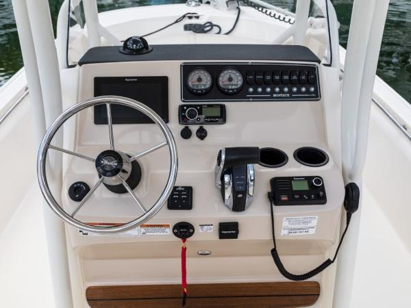2020 Boston Whaler boat for sale, model of the boat is 210 Monauk & Image # 17 of 54