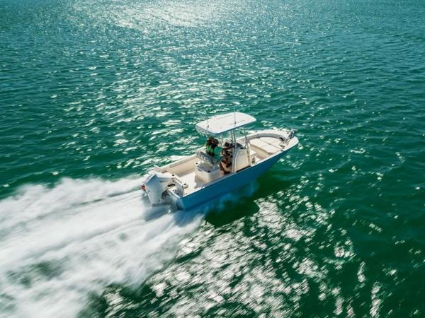 2020 Boston Whaler boat for sale, model of the boat is 210 Monauk & Image # 18 of 54