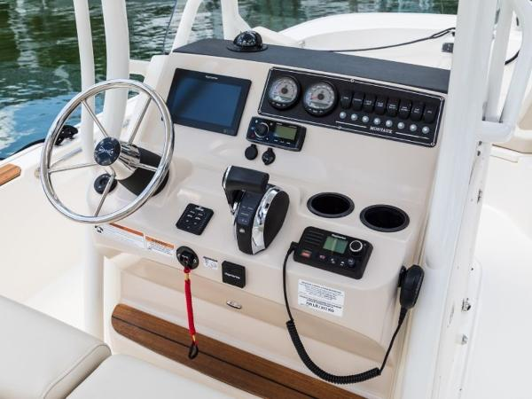2020 Boston Whaler boat for sale, model of the boat is 210 Monauk & Image # 23 of 54