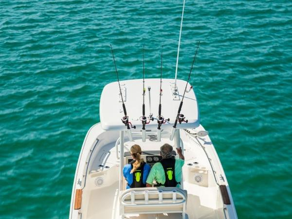 2020 Boston Whaler boat for sale, model of the boat is 210 Monauk & Image # 29 of 54