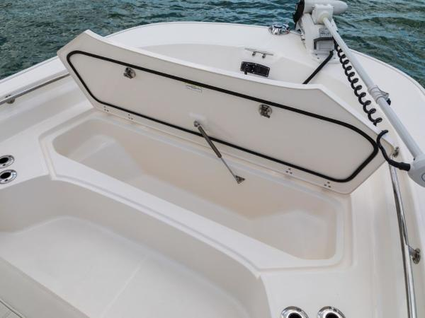 2020 Boston Whaler boat for sale, model of the boat is 210 Monauk & Image # 34 of 54