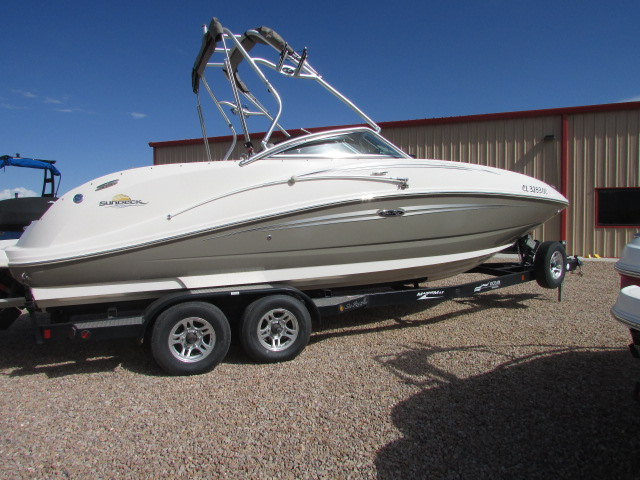 2007 SEA RAY 260 SUNDECK for sale