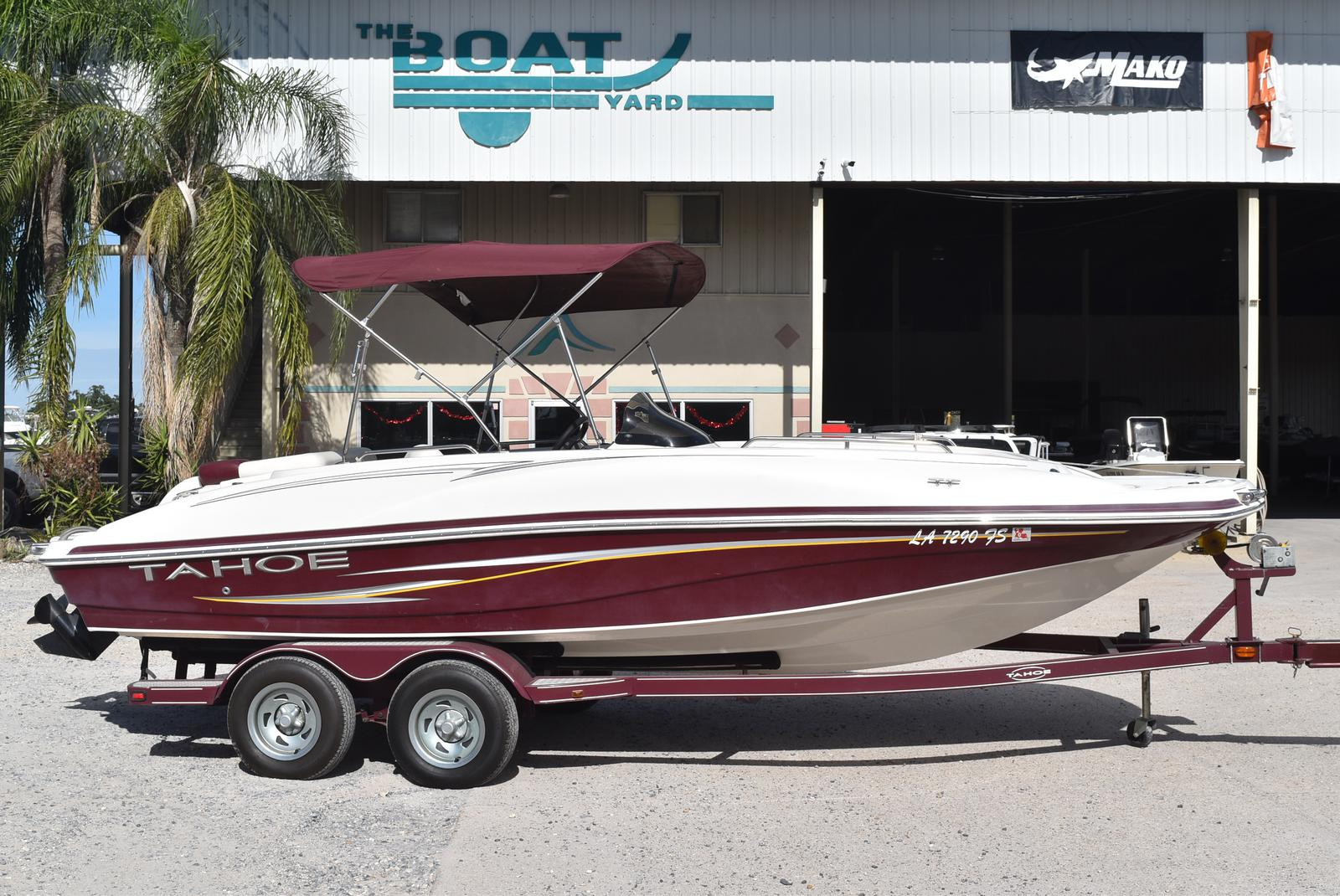 2008 Tahoe boat for sale, model of the boat is 215 & Image # 13 of 20