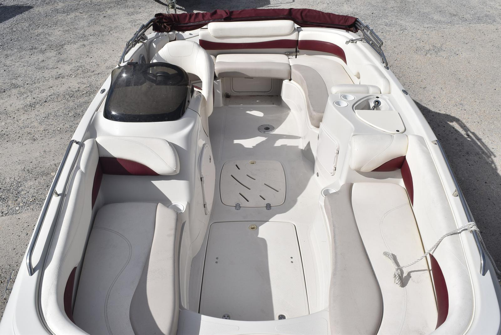 2008 Tahoe boat for sale, model of the boat is 215 & Image # 8 of 20