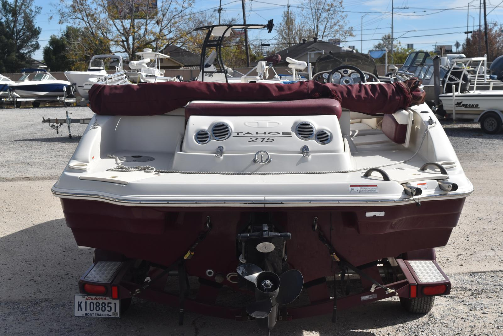 2008 Tahoe boat for sale, model of the boat is 215 & Image # 9 of 20