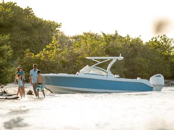 2020 Edgewater boat for sale, model of the boat is 248CX & Image # 2 of 11