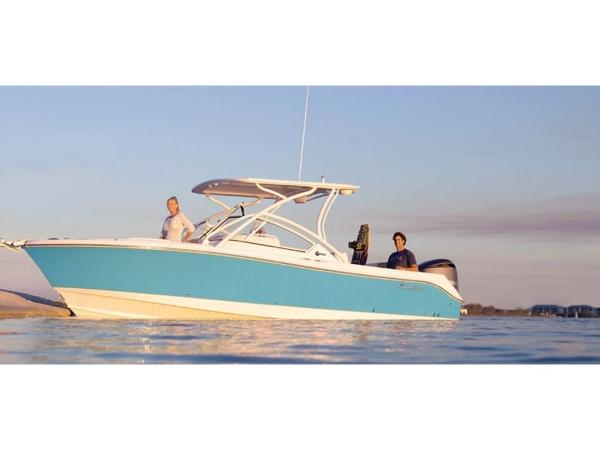 2020 Edgewater boat for sale, model of the boat is 248CX & Image # 3 of 11