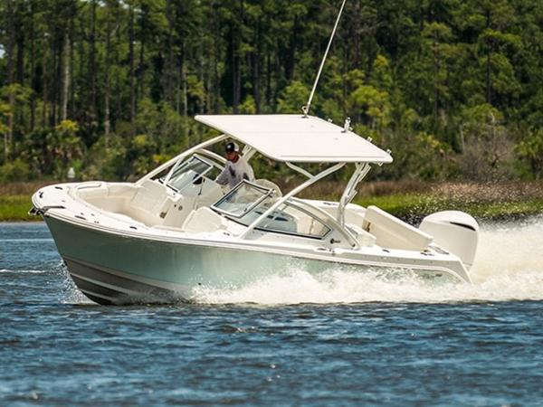2020 Edgewater boat for sale, model of the boat is 248CX & Image # 5 of 11