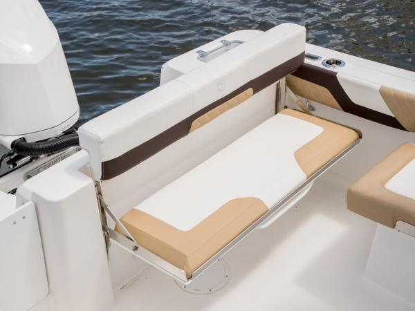 2020 Edgewater boat for sale, model of the boat is 248CX & Image # 6 of 11