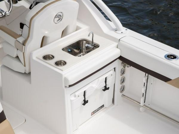 2020 Edgewater boat for sale, model of the boat is 248CX & Image # 7 of 11