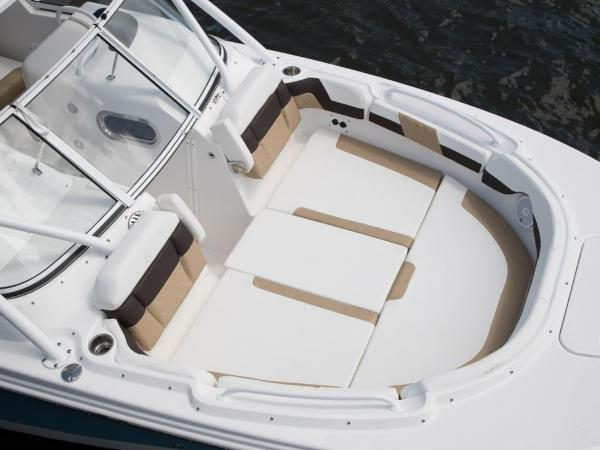 2020 Edgewater boat for sale, model of the boat is 248CX & Image # 8 of 11