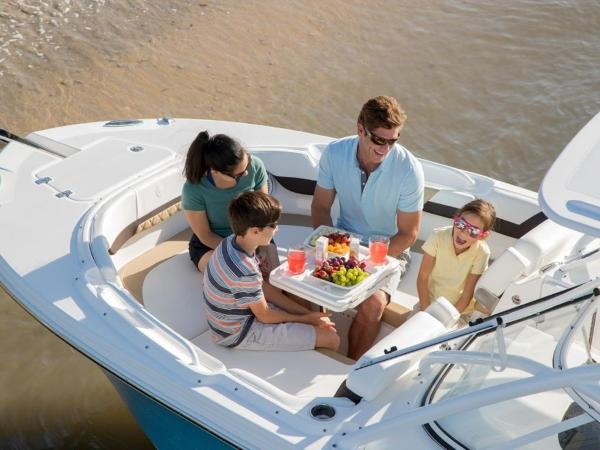2020 Edgewater boat for sale, model of the boat is 248CX & Image # 9 of 11