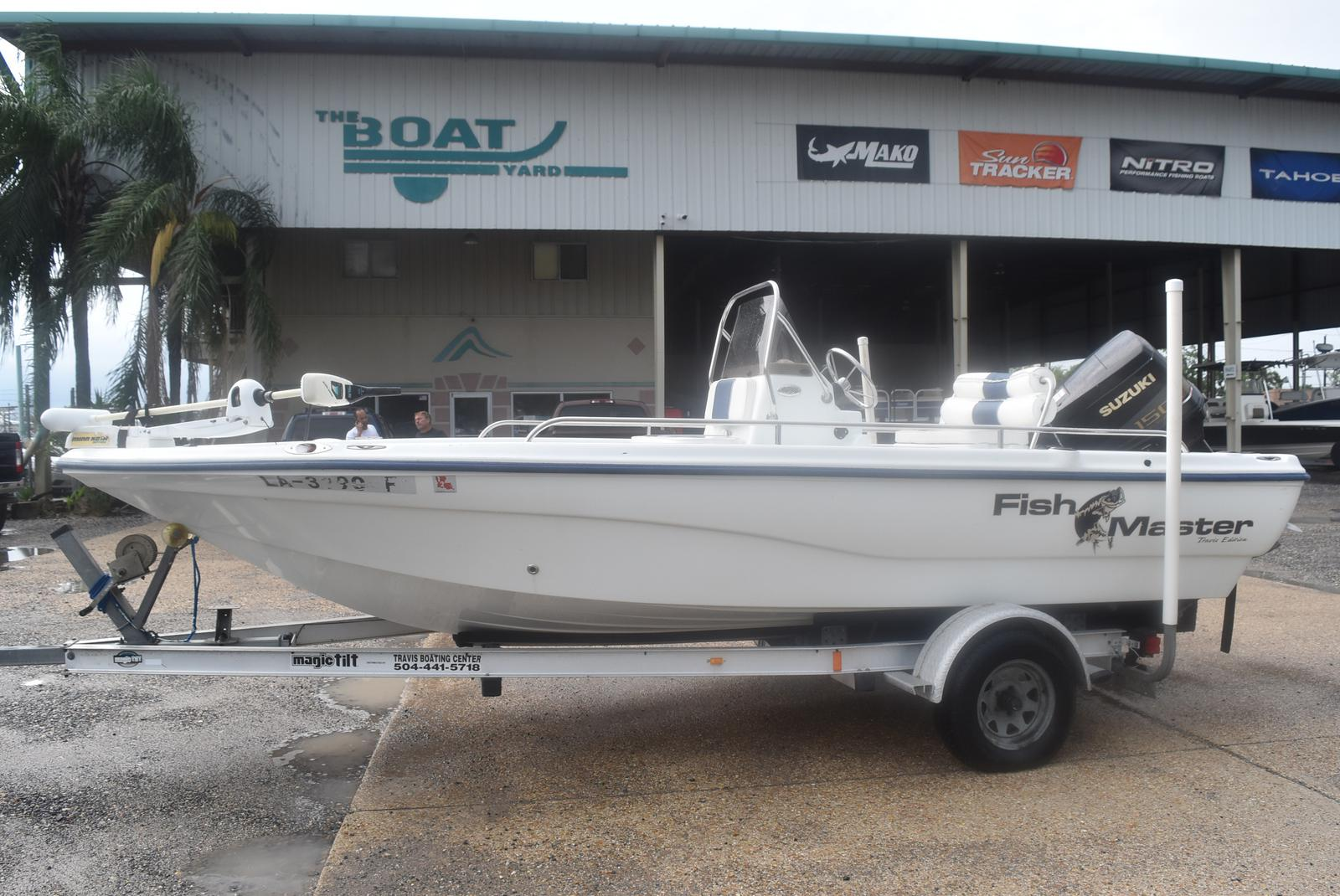 2003 Fish Master boat for sale, model of the boat is 19 & Image # 1 of 18
