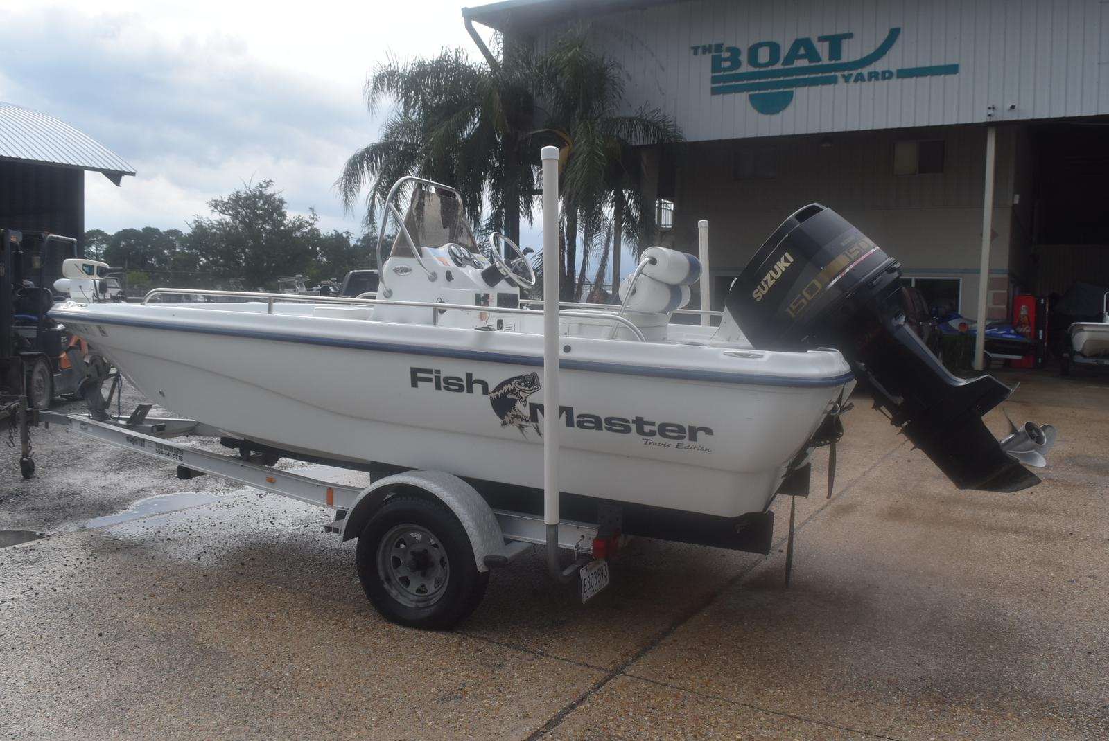 2003 Fish Master boat for sale, model of the boat is 19 & Image # 2 of 18