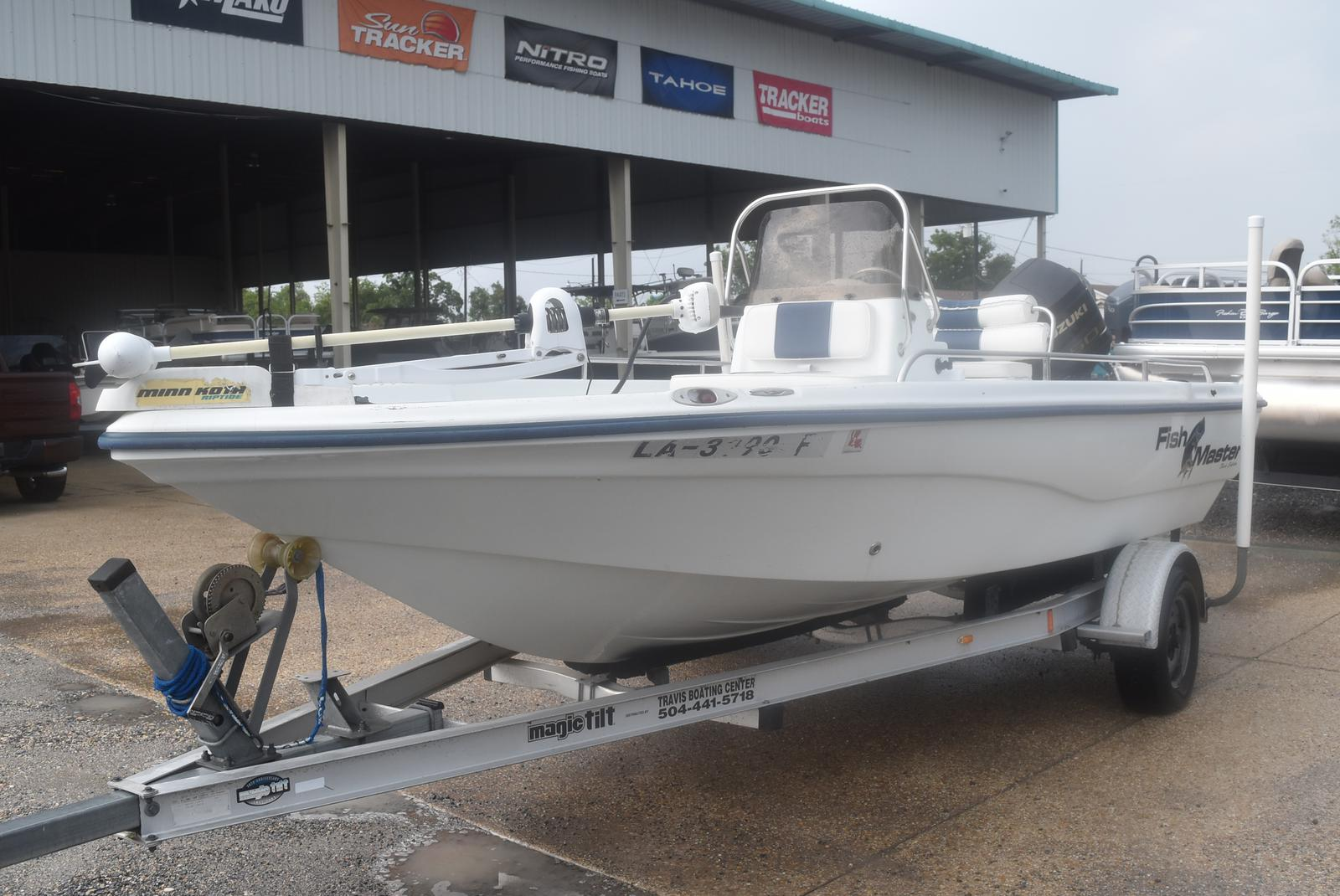 2003 Fish Master boat for sale, model of the boat is 19 & Image # 9 of 18