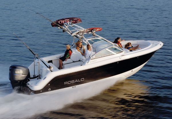 2008 Robalo R227 Dual Console For Sale