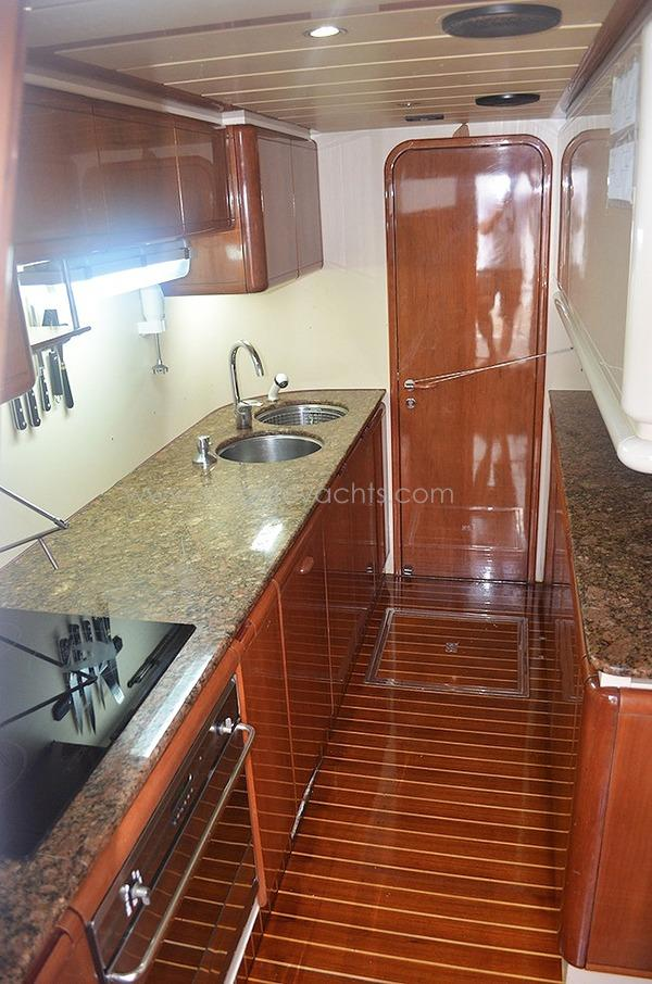 Galley Access
