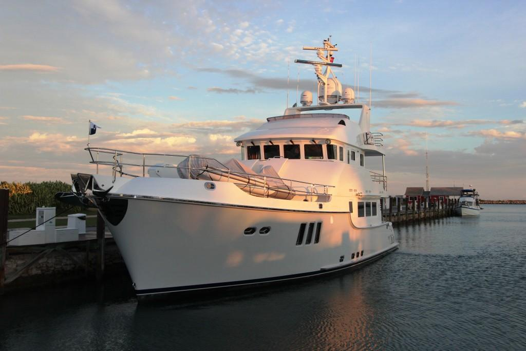 Nordhavns For Sale - Used Nordhavn Trawlers - MLS Search