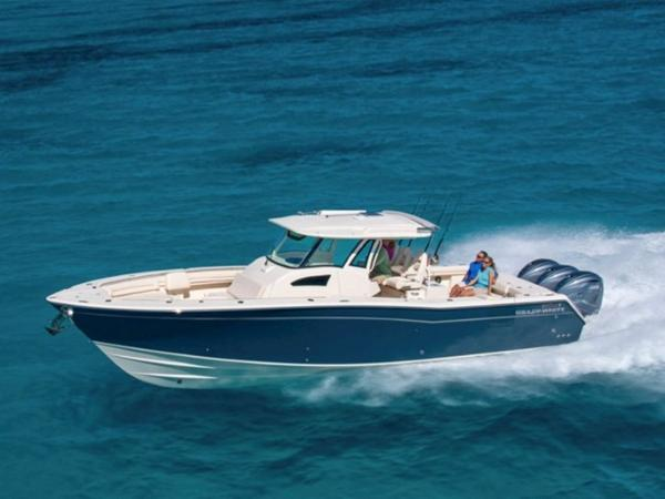 2020 Grady-White boat for sale, model of the boat is Canyon 376 & Image # 1 of 25