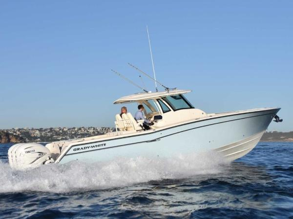 2020 Grady-White boat for sale, model of the boat is Canyon 376 & Image # 4 of 25