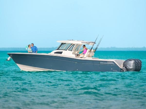 2020 Grady-White boat for sale, model of the boat is Canyon 376 & Image # 8 of 25